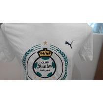 Playera Santos Laguna Campeon De Concachampions