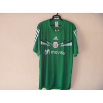 Playera De Futbool De La Seleccion Mexicana Adidas