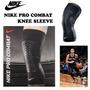 Nike Pro Combat Soporte Rodilla Lesiones Deportes Unisex Hm4