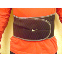 Nike Soporte Faja Cintura Espalda Baja Unisex Lesiones Gym