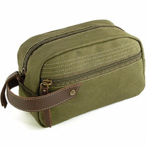 Timberland Bolso De Viaje Canvas Travel Kit Olive Green Gym