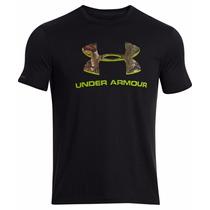 Under Armour Men´s Camo Still Playera Caballero L