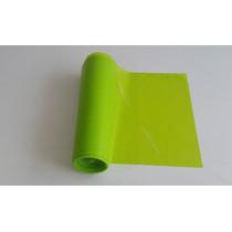 Banda Elastica Verde 5.5 Metros Media Pilates Terapia Gym