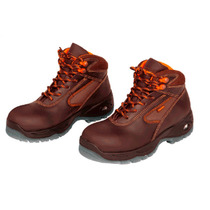 Zapatos Industriales Dielectricos Cafe Talla 29 Truper 15475