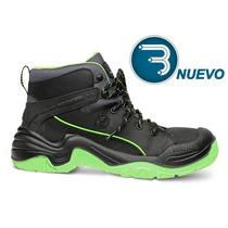 Zapato De Seguridad Berrendo Mod. 3103 Seguridad1ero