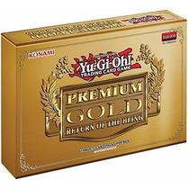 Jh Yu-gi-oh 2015 Premium Gold Return Of The Bling Series