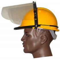 Adaptador Protector Facial Para Casco Epp Mexico