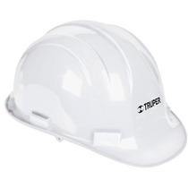 Casco De Seguridad Ajuste Con Perilla Blanco Truper 10370