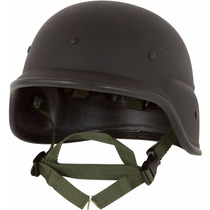 Casco De Seguridad Warrior Tactical M88 T/ Militar Ajustable