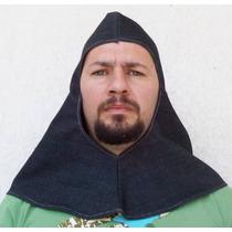 Capucha Mezclilla Proteccion Soldador Seguridad Personal