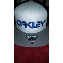 Oakley Gorra Snapback De Malla Original Con Sus Etiquetas