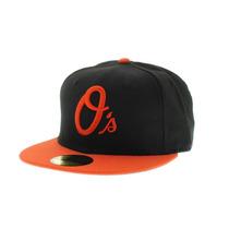 Gorra Autentica Y Profesional De Los Orioles De Baltimore