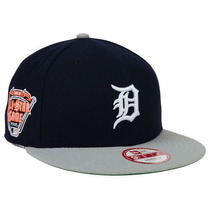 New Era Mlb Gorra Tigres Detroit All Star Patch Nueva