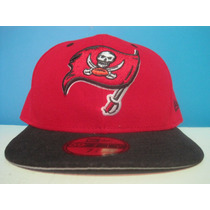 Gorra New Era Bucaneros De Tampa Original 59 Fifty Nueva!!