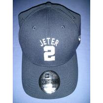 Gorra New Era 39thirty Conmemorativa Yankees Derek Jeter