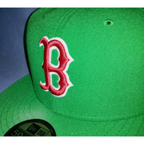 Gorra Boston Red Sox Oficial De Juego New Era 59