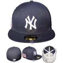 Gorra New Era 59fifty 5950 Mlb New York Yankees 7-3/4 Ny