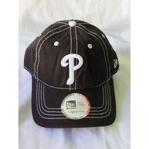 Gorra Beisbol Phillies New Era Ajustable 100%original