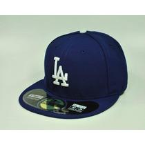 New Era Los Angeles Dodgers Gorra 59fifty 5950 Talla 7 1/8