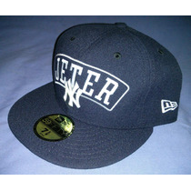 Gorra New Era 59fifty Yankees Conmemorativa Derek Jeter