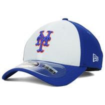 New Era Mets Ny Mlb Gorra 39thirty Diamond Era White Front
