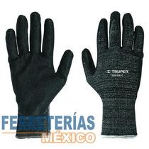 Guantes Nylon Maximo Agarre Chico Truper 17063