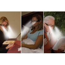 Gafas Transparentes De Seguridad Con Luz Led