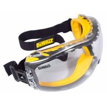 Lentes Seguridad Dewalt Dpg82-11c Concealer Clear Anti-fog