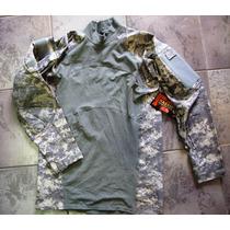 Playera Militar Tactica Acu Massif Us Army