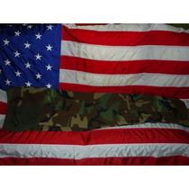 Pantalón Militar Mujer Embarazo Camouflage Selva Woodland