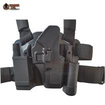 Funda Para Pistola Muslera Serpa Beretta 92/96 Glock 17-19