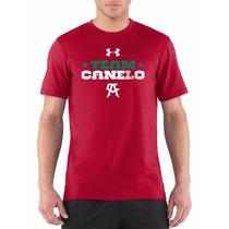 Playera Team Saul Canelo Alvarez Talla L Under Armour Ua011