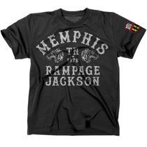 Playera Triumph United Memphis Rampage Jackson Mma Talla M