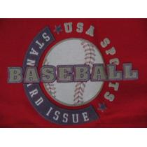 Playera Beisbol L Baseball D
