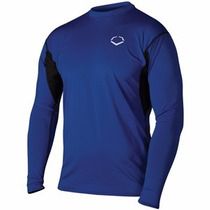 Evoshield Mens Training Long Sleeve Shirts Talla M