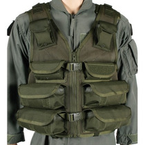 Tb Chaleco Tactico Blackhawk Omega Tactical Vest Medico