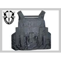 Chaleco Para Gotcha Táctico Tipo Swat Con Porta Placa,army
