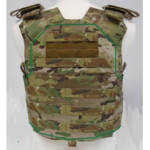Chaleco Antibalas Multicam Dragon Skin