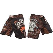 Venum Santa Muerte Shorts Mma Cross Fit Uf Envio Gratis!!!!