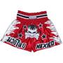 Short Muay Thai / Kick Boxing Marca Morales Mediano Mod 007
