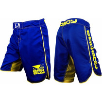 Bad Boy Shorts Mma Jiu Jitsu Ufc Talla 33-34