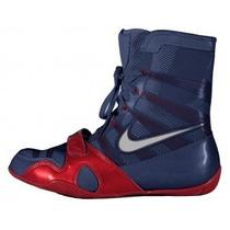 Botas Nike Hyperko Azul Rojo Hm4