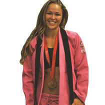 Kimono Bjj Jiujitsu Judogi Mujer 500gr Jiujitsu Brasileño Gi