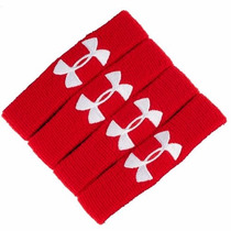 Under Armour 1 Performance Wristband ( 4 Pack ) Muñequeras