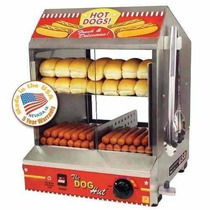 Nueva Máquina Para Hacer Hot Dogs Comercial + Regalo