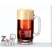 Super Tarro Cervecero Gigante De 1 Litro De Cristal