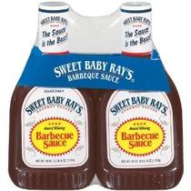 Salsa Barbacoa De Sweet Baby Ray - 2/40 Oz