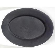 Comal De Acero Negro Para Queso Y Cortes