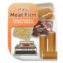 Rollo De Pelicula Estirable Alimenticia De 30cms Vitafilm