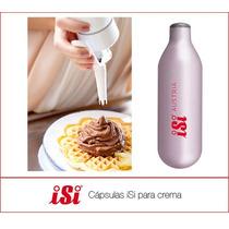 Cartucho De Sifon P Crema Chantilly Isi N2o (oxido Nitroso)